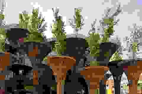 Chiêm ngưỡng nhà triển lãm của Việt Nam tại Triển lãm Thế giới