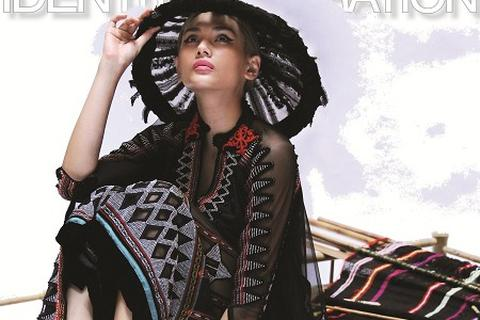 Hội tụ bản sắc Châu Á - Đêm thời trang tại Festival nghề truyền thống Huế