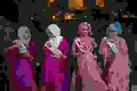 Hậu trường cuộc thi Hoa hậu Hồi giáo Thế giới