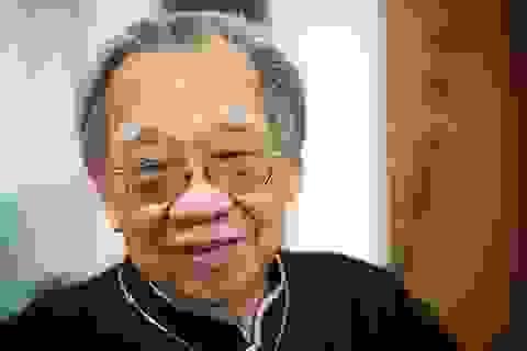 GS Trần Văn Khê nhập viện đã hai tuần