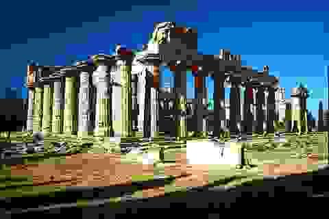 Nhìn lại những kiệt tác nghệ thuật của Hy Lạp giữa bối cảnh vỡ nợ