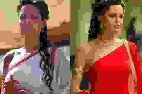 Vẻ đẹp của Angelina Jolie khi vào vai Nữ hoàng nổi tiếng nhất lịch sử Nga