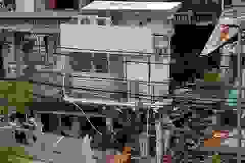 Vụ nổ làm 11 người chết: Có phải chỉ là chất nổ phim trường?