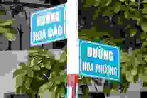 Đề xuất đưa tên các đảo thuộc chủ quyền vào quỹ tên đường