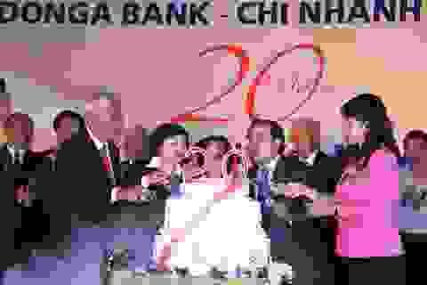 DongA Bank Hà Nội: Luôn đồng hành hết mình cùng người dân Thủ đô