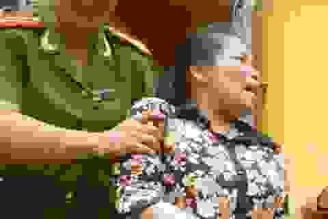 Một phụ nữ Campuchia lĩnh án tử vì tuồn 5kg ma túy vào Việt Nam