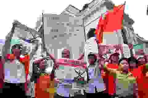 Chủ tịch HĐ Giám mục VN gửi thư kêu gọi hòa bình, phản đối Trung Quốc