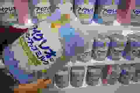 Những rủi ro khi mua sữa xách tay