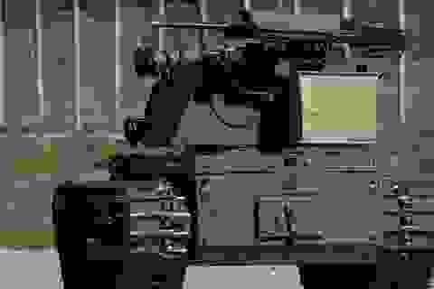 Robot quân sự Nga lần đầu tham chiến tại Syria