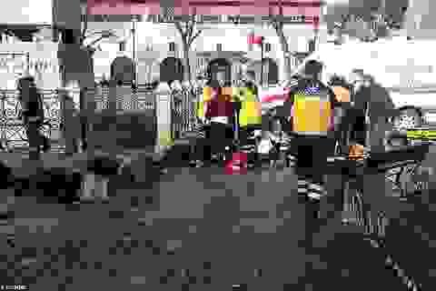Thổ Nhĩ Kỳ nói phiến quân IS là thủ phạm đánh bom Istanbul