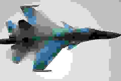 Nga không kích 600 mục tiêu khủng bố ở Syria