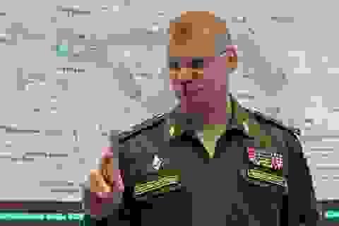 Nga bác tin xây căn cứ mới ở Syria