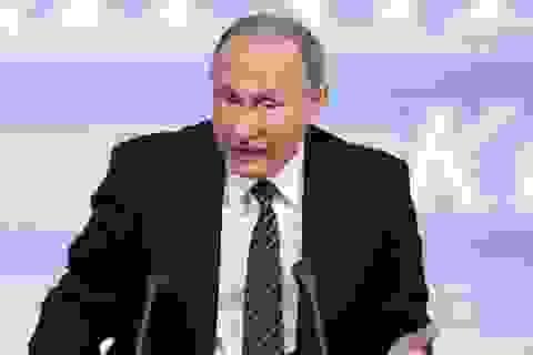 Truyền hình quốc gia Nga bất ngờ đề cập chuyện ông Putin tái hôn