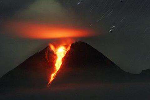 Vụ thử hạt nhân của Triều Tiên có thể khiến núi lửa phun trào
