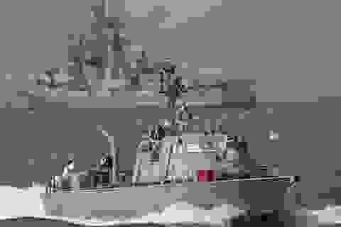 Mỹ đề xuất tái lập liên minh hàng hải đối phó Trung Quốc