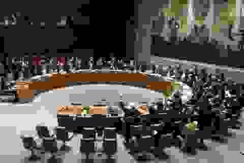 Liên hợp quốc thông qua lệnh trừng phạt cứng rắn với Triều Tiên