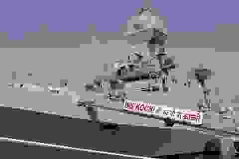 Ấn Độ từ chối tuần tra Biển Đông với Mỹ