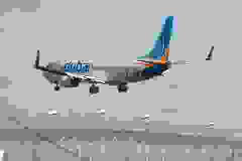 """Máy bay FlyDubai có thể bị rơi do """"hiện tượng lạ"""""""