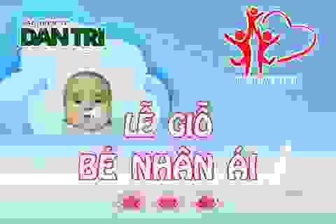 Ngày 9/9 tổ chức lễ giỗ bé Nhân Ái lần thứ 5 tại TPHCM