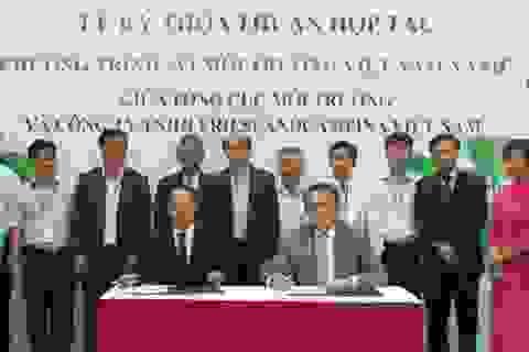 Chung tay vì một Việt Nam xanh