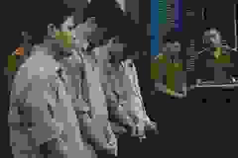 Xuất lậu gỗ quý trị giá 9 tỷ đồng, nhóm đồng phạm nhận 45 năm tù giam