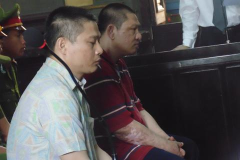 Tử hình hai ông trùm buôn ma túy từ Camphuchia về Việt Nam