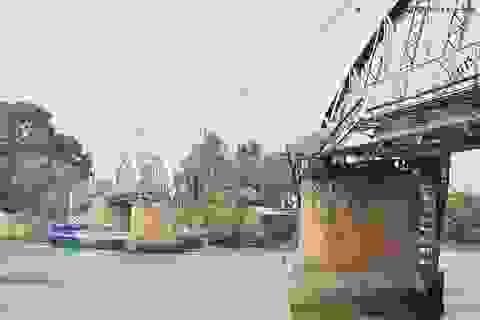 Cho phép tàu thủy dưới 400 tấn lưu thông qua cầu Ghềnh