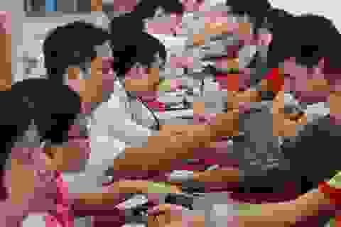 """Nghi Trung tâm """"ăn chặn"""" quà tặng, vận động hiến máu gặp khó"""