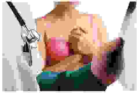 Tầm soát ung thư vú miễn phí cho chị em phụ nữ