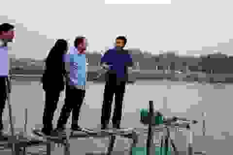 """Bí thư Thăng: """"Có rừng có biển, tại sao vẫn nghèo?"""""""