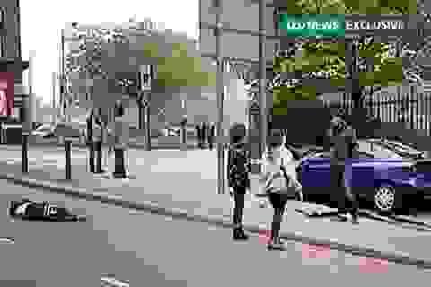Anh xác nhận nạn nhân bị chém chết ở London là quân nhân
