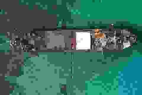 Toàn cảnh đối đầu Trung Quốc - Philippines ở Bãi Cỏ Mây - Trường Sa