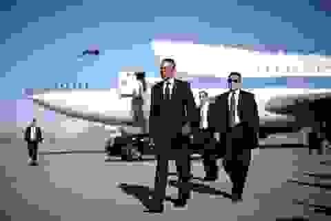 Hé lộ chuyến công du tiêu tốn 100 triệu USD của Obama
