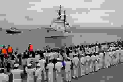 Philippines quyết tăng cường tuần tra trên biển