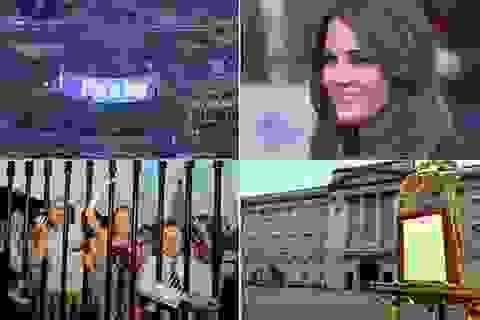 Nước Anh mừng đón tân Hoàng tử