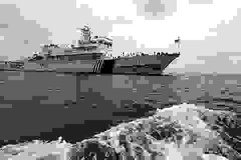 """Tham vọng biển của Trung Quốc làm """"dậy sóng"""" Thái Bình Dương"""
