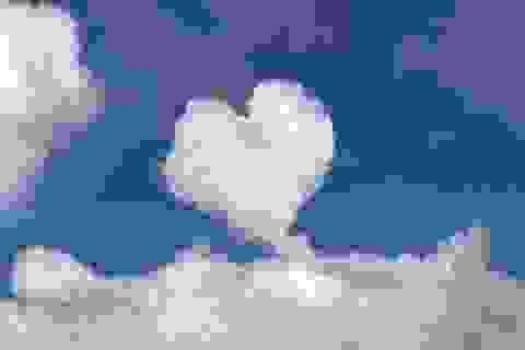 Những đám mây hình thù ngộ nghĩnh