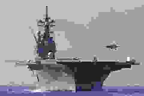 """Châu Á - Thái Bình Dương: Căng thẳng """"cuộc chiến"""" tàu sân bay"""