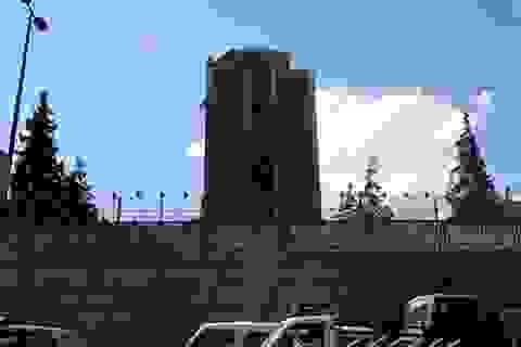 Đại sứ quán Nga tại Syria bị nã đạn pháo, 3 người bị thương