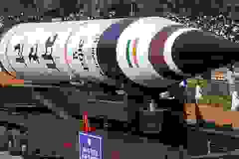 """Agni-5 Ấn Độ chụp """"vòng kim cô"""" trên đầu Trung Quốc"""