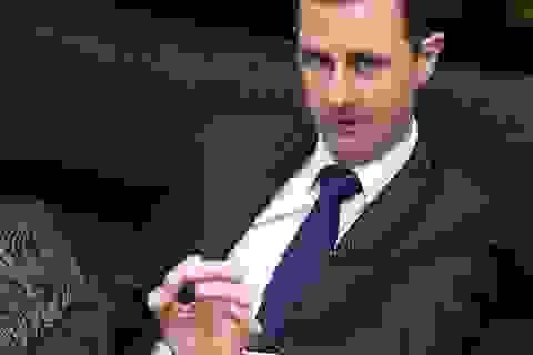 Tổng thống Assad: Cần 1 tỷ USD để tiêu hủy vũ khí hóa học trong 1 năm