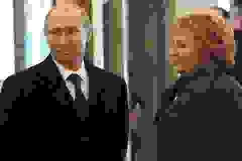 Kremlin bác tin Tổng thống Putin tái hôn