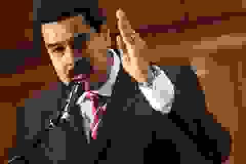 Mỹ cấm chuyên cơ của Tổng thống Venezuela vào không phận