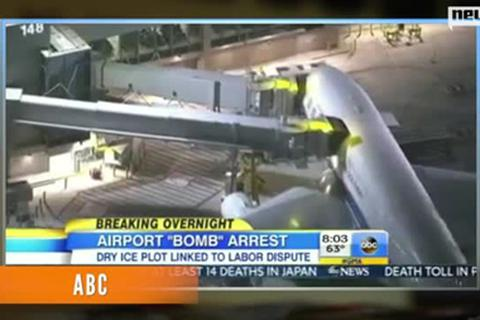 Mỹ bắt nghi can âm mưu đánh bom sân bay Los Angeles