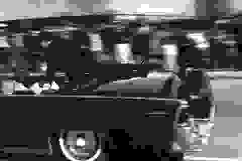 Mật vụ từng nhảy lên xe Kennedy kể chuyện tổng thống bị ám sát