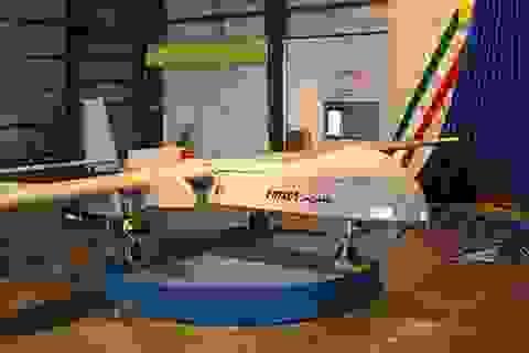 """Iran """"trình làng"""" máy bay không người lái tấn công lớn nhất"""