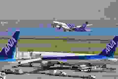 """Hàng không Nhật """"phớt"""" quy định vùng phòng không của Trung Quốc"""