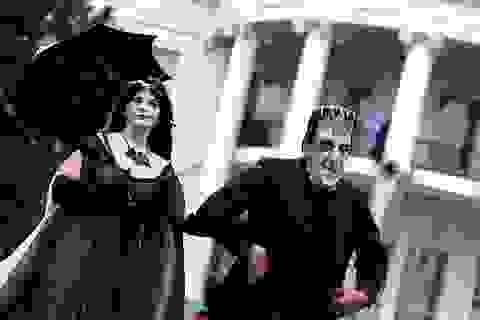 Obama đón Halloween tại Nhà Trắng cùng 5.000 khách mời