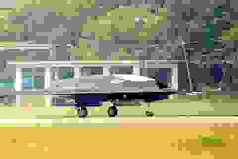 """Trung Quốc sẽ triển khai """"UFO tàng hình"""" trên tàu sân bay?"""