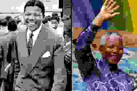 Cuộc phỏng vấn đầu tiên của Nelson Mandela